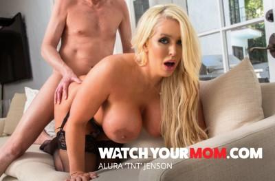 Alura Jenson & Mark Wood in Watch Your Mom