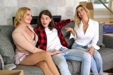 MILFriendly Neighborhood   Alexis Fawx, Briana Banks & Matt Sloan   2018