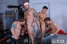 XXXMas | Colby Jansen, Johnny Rapid, Tom Faulk, Topher Di Maggio | 2013