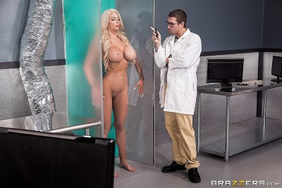 Thawed Out And Horny | Nicolette Shea, Xander Corvus