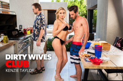 Kenzie Taylor & Lucas Frost in Dirty Wives Club