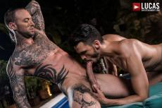 Dylan James Fucks Aaden Stark Bareback (2018)