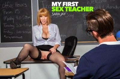 Sara Jay & Lucas Frost | Sex Teacher