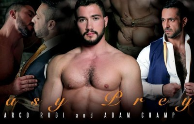 Easy Prey | Adam Champ, Marco Rubi | 2016