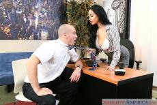 Victoria June & Sean Lawless in Naughty Office (2018)