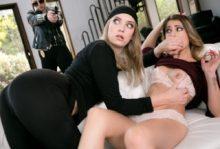 The Busted Burglar – Lexi Belle, Kristen Scott, Giselle Palmer