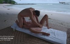 Erotic Beach Massage | Ariel | 2018