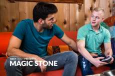 Magic Stone – Leo Luckett, Zay Hardy – Bareback (2018)