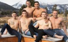 Wyoming Getaway: Part 4 – Asher, Deacon, Dillan, Jack, Lane, Malcolm – Bareback (2018)