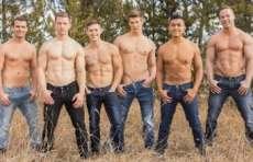 Wyoming Getaway: Part 5 – Asher, Deacon, Dillan, Jack, Lane & Malcolm – Bareback (2018)
