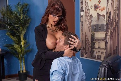 Red Hot Boss From Hell | Syren De Mer, Xander Corvus