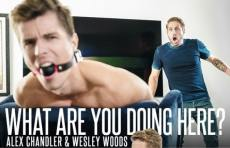 What Are You Doing Here? – Wesley Woods, Alex Chandler (2018)