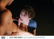JUST ONE NIGHT – Allen King & Calvin Banks (2017)