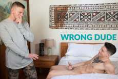 Wrong Dude – Dalton Riley, Gunner – Bareback (2018)
