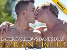 Baker Swallows Dane's Load – Bareback (2017)
