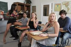 Bad Teacher Nice Tits – Priya Anjali Rai, Keiran Lee (2011)
