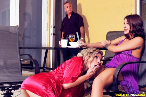 The Nympho Milf Awakens – Cory Chase, Evelin Stone (2018)