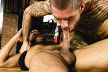 Rear Delivers – Scene 2 – Logan McCree, Mike Dreyden