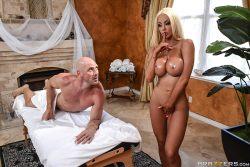 Massage Mirage – Nicolette Shea, Johnny Sins (2017)