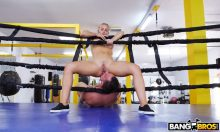 Creampie During A Hard Work Out – Nicole Aniston, Johnny Castle (2017)