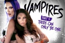 VAMPIRES: Part 5: There Can Only Be One – Shyla Jennings, Jelena Jensen (2017)