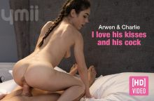 I love his kisses and his cock – Arwen Gold, Charlie Dean (2017)