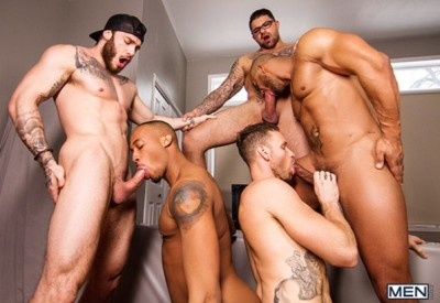 By Invitation Only| William Seed, Ryan Bones, Jason Vario, Trent King & Kit Cohen