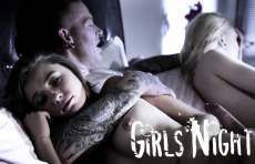 Girls Night – Carolina Sweets, Lily Rader & Johnny Goodluck (2017)
