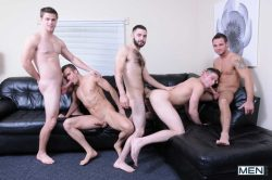Power Bottoms – Jimmy Johnson, Josh Long, Duncan Black, Cooper Reed, Connor Patricks (2013)