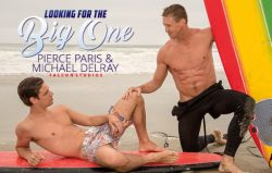 Looking for the Big One – Pierce Paris & Michael DelRay (2017)
