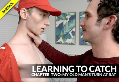 Learning To Catch Ch 2: My Old Man's Turn At Bat with Greg McKeon | Bareback