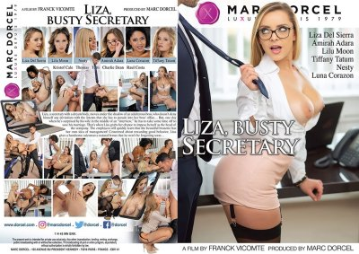Liza, Busty Secretary / Liza, Secretaire Aux Gros Seins | Full Movie