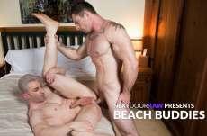 Beach Buddies – Markie More, Sir Jet – Bareback (2017)