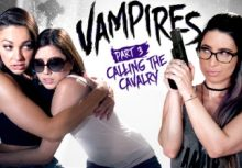 VAMPIRES: Part 3: Calling The Cavalry – Shyla Jennings, Abigail Mac, Serena Blair (2017)
