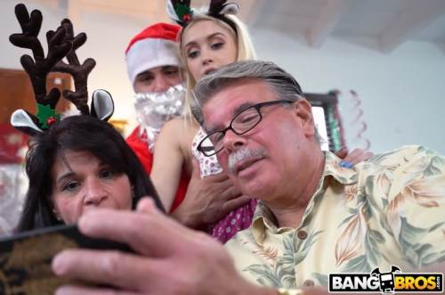 Blonde And The Naughty Santa Christmas Special – Anastasia Knight, Derrick Ferrari (2017)