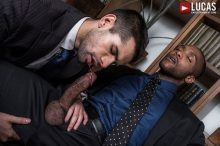 Gentlemen 21: Top Management – Ty Mitchell bottoms for big-dicked Andre Donovan – Bareback (2017)