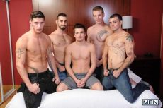 There's Something About Johnny, Part 5 | Jake Jammer, Jaxton Wheeler, Johnny Forza, Johnny Rapid, Ty Roderick | 2014