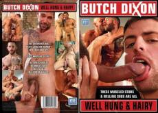 Well Hung & Hairy – Full Movie | Butch Dixon