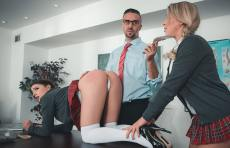 Sir Keiran's School of Anal Training Part 2 – Kristen Scott, Keiran Lee (2018)