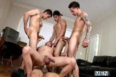 Gang Surprise Inspection | Johnny Rapid, Rafael Alencar, Blaze, Alexander Greene, Phat Daddy | 2012