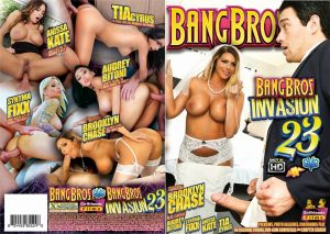 Bang Bros Invasion 23 | Full Movie | 2018