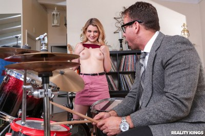 Pound Her Drums | Abby Adams, Chad White