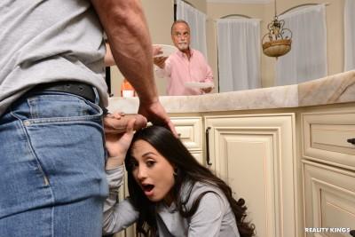 Dont Let My Dad Hear Us Banging | Mi Ha Doan, Ricky Johnson