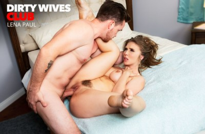 Lena Paul & Kyle Mason in Dirty Wives Club