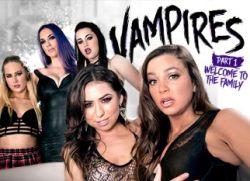 VAMPIRES: Part 1: Welcome To The Family – Carter Cruise, Melissa Moore, Abigail Mac, Jelena Jensen, Georgia Jones (2017)