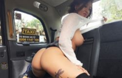 FakeTaxi – Spanish lady with great sexy body – Betty Foxxx (FakeHub / 2017)