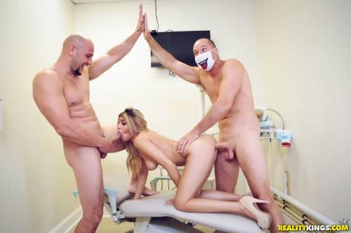 Fucking Dentist Appointment – Stephanie West, JMac & Sean Lawless (2017)