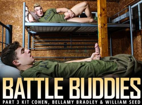 Battle Buddies Part 2 – William Seed, Kit Cohen & Bellamy Bradley (2017)