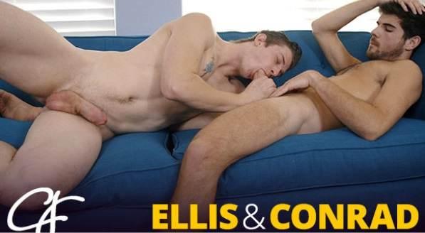Ellis rides Conrad Bareback (2018)