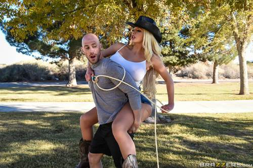 Cock Hungry Cowgirl – Nicolette Shea, Johnny Sins (2018)